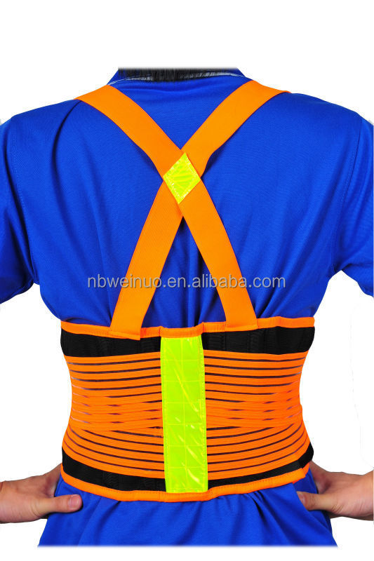 Ergonomic Breathable Lumbar shoulder air-traction back brace