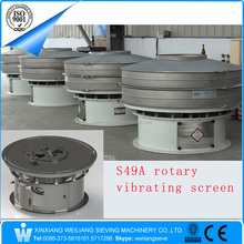 adsorption resin vibrating sieve