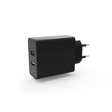 30Watts 2 Port Quick Charge 3.0 USB Wall Charger