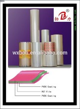 Hot selling metallized pet film for packaging with best price
