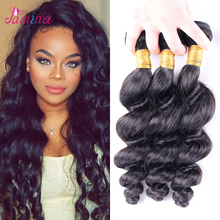 Full cuticle grade 9A raw virgin hair brazilian loose wave Virgin Remy Human Hair Extension Brazilian Loose Deep Wave Hair