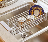 High quality stainless steel dish drying rack HC-DS03