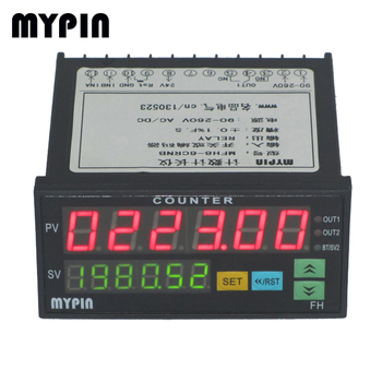 Mypin Digital Length/Position Measuring Counter FH8-6CRNB with Incremental Rotary Encoder 1000ppr