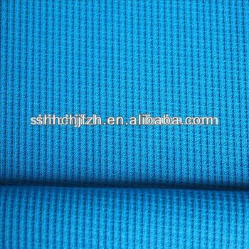 recycled poly knitted fabric