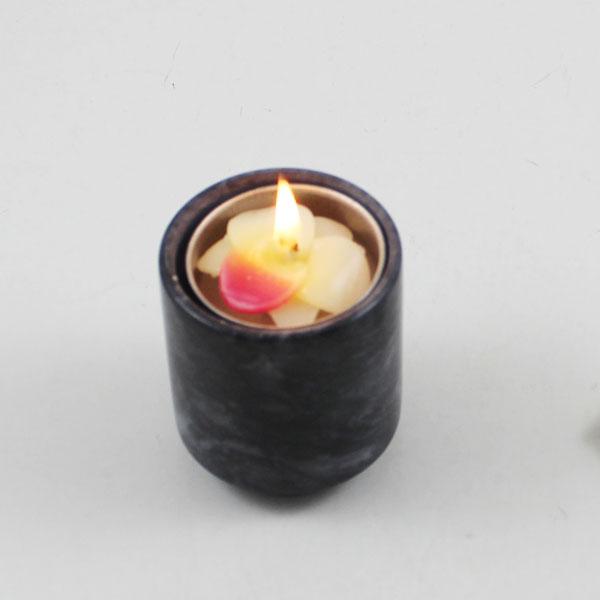 marke neue wasserdichte haushaltswaren marmor kerze glas mit deckel f r stein tassen. Black Bedroom Furniture Sets. Home Design Ideas