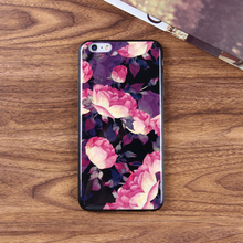Hot sales free sample floral back cover cell phone covers mobile accessories cases cell phone for OPPO R11