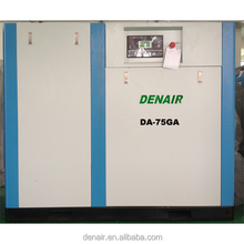 75 KW 100 HP Direct Driven Double Screw Air Compressor / 75 KW 100 HP Direct Driven Double screw Kompresor Angin