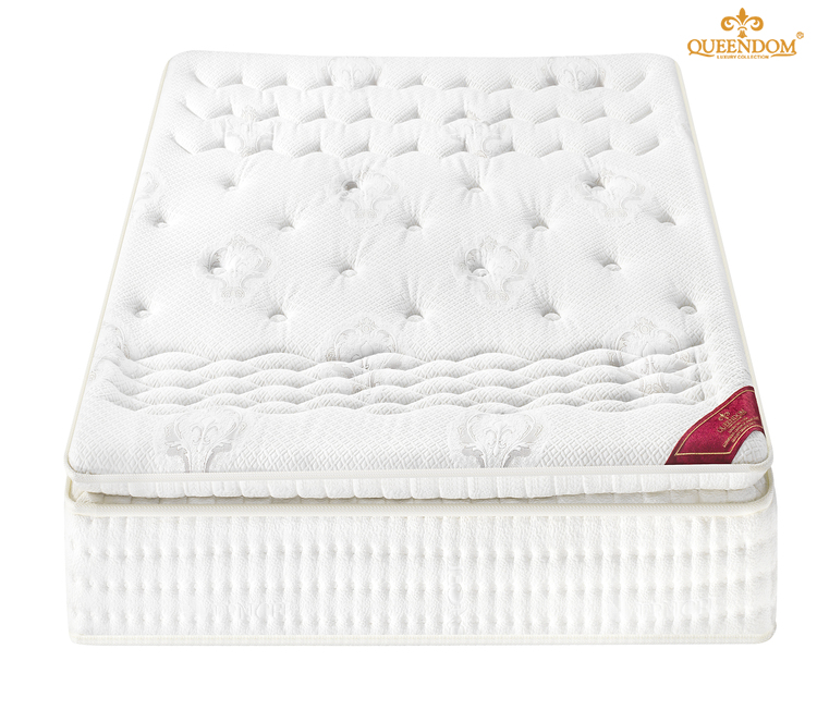 4 Soft foam Comfort Mattress hybrid extra firm mattress at 20 cm height - Jozy Mattress | Jozy.net