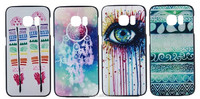 New DIY Back Cover Hard Skin Cell Phone Custom Case for Samsung Galaxy S6 Edge