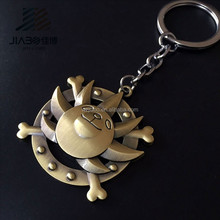 Cheap custom 3d cute animal theme Metal Key chain
