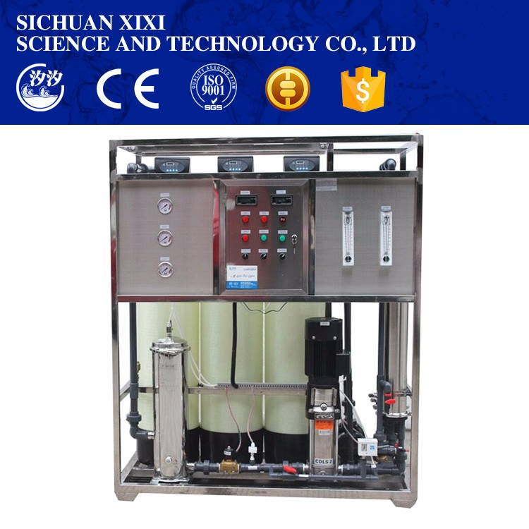 CE/ ISO 3000 liters prices of water purifying machines
