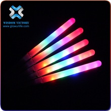 With a cotton candy light stick LED colorful rainbow wholesale,led cotton candy stick