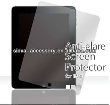 New product for ipad mini screen protector with high quality PET material factory vendor
