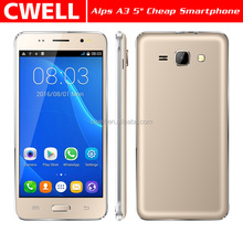 Alps A3 5 inch Touch Screen Double camera WCDMA 3G Unlocked Low Price China OEM Android smartphone