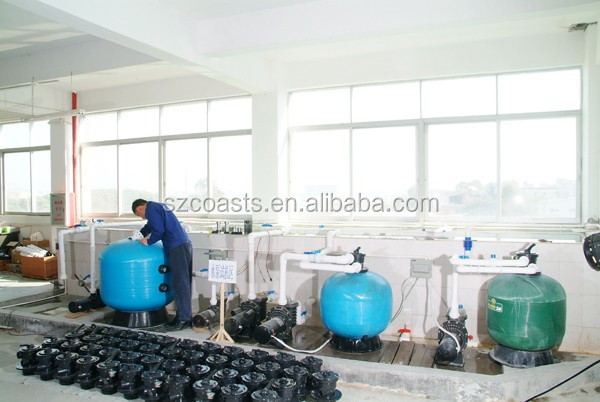 Coasts pressure sand filter tank sand filter for drip irrigation system