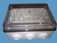 TIBOX custom plastic electronic enclosures IP55 UL