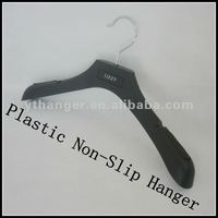 PL-201 fabric hanger samples top black hanger