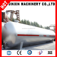 Competitive price butane gas transport tanker trailer LPG tank trailer for sale