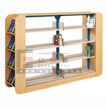 Wood Modern Library Furniture for sale