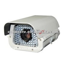 outdoor CCTV IR cameras with 6X Manual zoom focusing and 102 pcs F8 LED