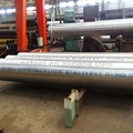 black seamless steel pipe with thin wall