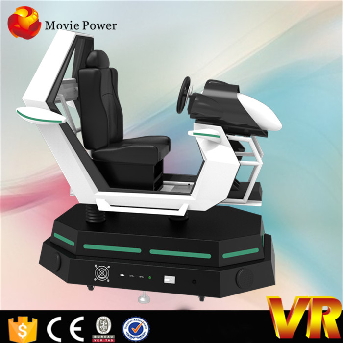 New Products Racing Simulator Seat / Play Seat,9d Virtual Reality Simulator