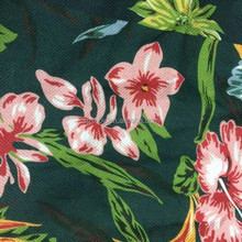 Garment Textile Rose Digital Printing Fabric