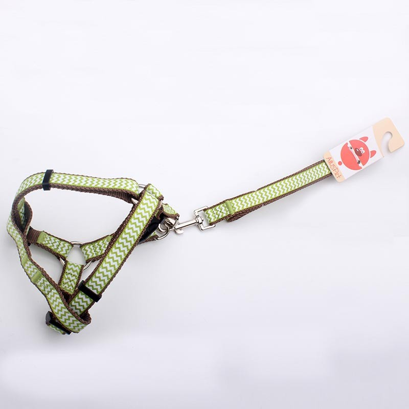 High quality best design nylon big dog harness direct sale