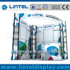 10*10ft standard portable trade show booth for exhibition