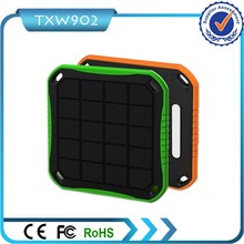 2017 Newest 5600mAh Dual USB Portable Waterproof Solar Charger CE/FCC/RoHS Power Bank