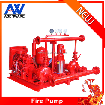 Asenware High Pressure Water Pump Irrigation System