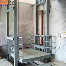 CE warehouse raw material elevator