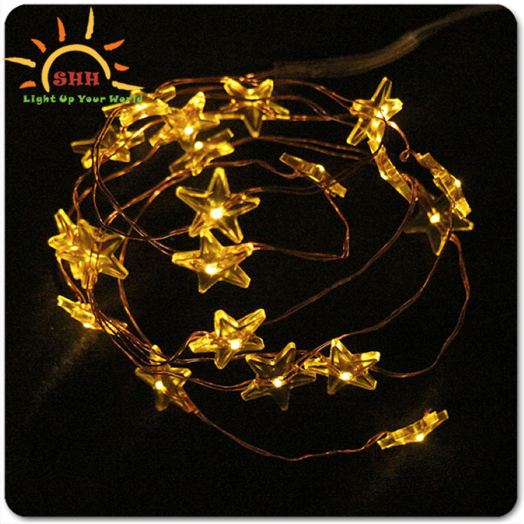 Waterproof Decorative Copper Globe Solar Powered Led String Lights Outdoor Garden Patio Lantern ...