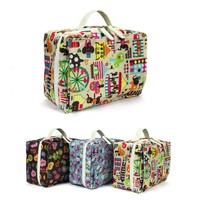 Good quality small colorful diaper bag diaper handbag
