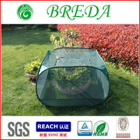 High quality foldable pop up bird net for garden