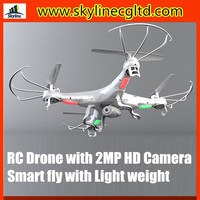 Most Repeat orders RC Drone Quadcopter with 2MP HD camera