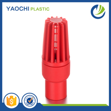 All size available base valve factory manufacturing plastic foot valve