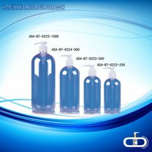 270-1000 pet plastic bottles/bottles for sale/pet bottle manufacturers