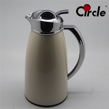 1.0L Stainless Steel Vacuum Insulated Thermos with D Shape Handle