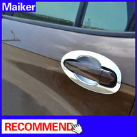 Car handle bowl for BMW X1 chrome handle cover accessories from Maiker Auto