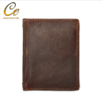 Horse Leather Small Short Real Leather Purse Wallet Wholesale