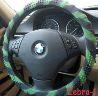 Military steering wheel cover