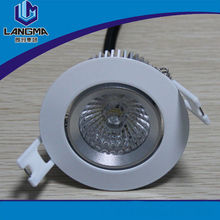 dimmable no driver samsung 6w downlight langma cob led down light