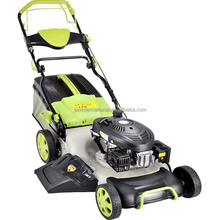 gasoline mower 22inch self propelled Grass box lawn mower