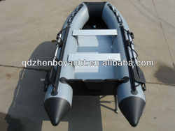 360cm inflatable rowing boat for sale