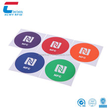 Encoded Advertising Passive NFC RFID Tag