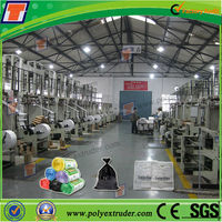 Widely Used Film Plastic Blowing Equipment For Shirt Bag