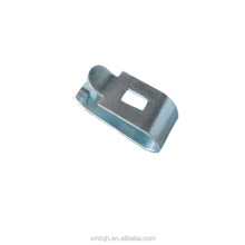 Custom Zinc Plated U Shaped Mild Steel Clip Metal Stamping Bracket