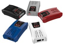 Lipo/Life battery charger ,1S-6S 50W rc lipo dual battery chargers