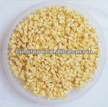 2017 High Quality Dried Apple Dices